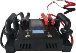 DIGITAL BATTERY LOAD CURRENT AND VOLTAGE TESTER 6V-15V 600 AMPS BLT600A LOAD TESTER