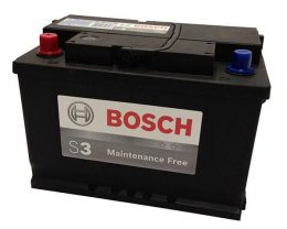 BOSCH DIN66R 580CCA FREE SHIPPING EXCEPT RURAL AREAS