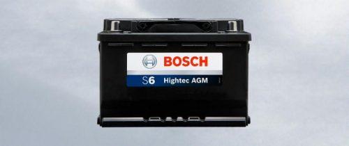 BOSCH LN1 560CCA S6 AGM ( START-STOP TECHNOLOGY) European