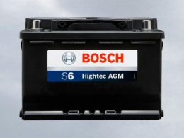 BOSCH LN5 850CCA S6 AGM (START-STOP TECHNOLOGY) European FREE SHIPPING EXCEPT RURAL AREAS
