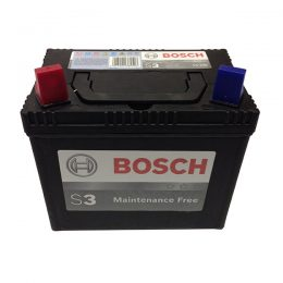 BOSCH S4 U1-260B 260CCA RIDE-ON MOWER BATTERY FREE SHIPPING EXCEPT RURAL AREAS