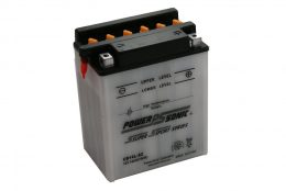 POWERSONIC MOTORBIKE BATTERY 12V 14AH CB14L-A2 190 cca ( JET SKI BATTERY ) JETSKI