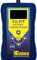Century Yu-Fit Battery Configurator