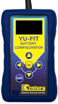 Century Yu-Fit Battery Configurator