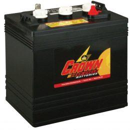 Crown 6 Volt Battery Crown CR205 6V 205 AH