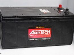 N200 DEEP CYCLE BATTERY 200 AH – SUPERCHARGE AMPTECH D200P