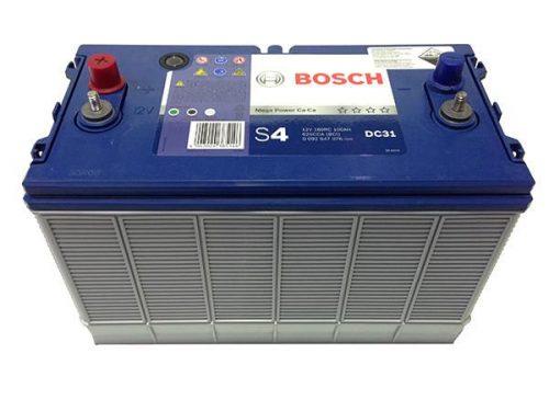 Bosch DC 31 M4 12v 100a/h 625CCA DEEP CYCLE BATTERY