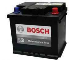 BOSCH DIN44L 430CCA European FREE SHIPPING EXCEPT RURAL AREAS