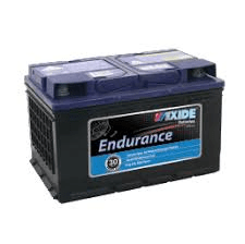 DIN66MF EXIDE ENDURANCE BATTERY DIN66L 650 CCA 30 MONTHS WARRANTY