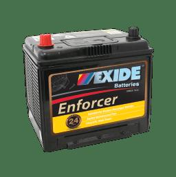 CAR BATTERY EN55D23RMF EXIDE ENFORCER BATTERY (55D23R) 24 MONTH WARRANTY