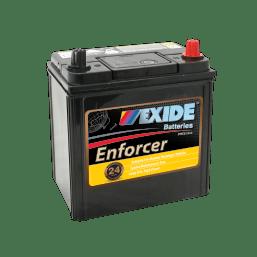 CAR BATTERY ENS40ZLMF EXIDE ENFORCER BATTERY (NS40ZL) 24 MONTH WARRANTY