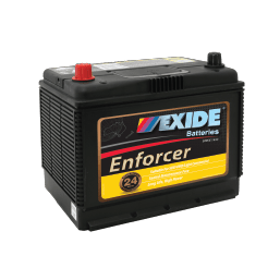 ENS70MF AUTO/COMMERCIAL BATTERY EXIDE ENFORCER (NS70) 24 MONTH WARRANTY