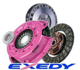 Toyota Altezza Clutch Exedy HD Clutch Kit + Single Mass F/Wheel