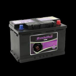 Exide EFB Start-Stop Battery 12V 720CCA – SSEFB-66EU