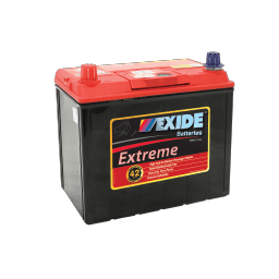 X60DMF EXIDE EXTREME BATTERY NS60 480CCA 42 MONTHS WARRANTY
