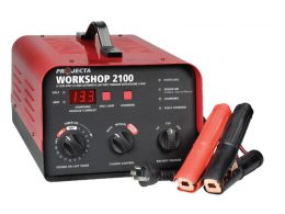 Projecta 6-24v 21amp 2 Stage Workshop Charger PROJECTA HDBC35