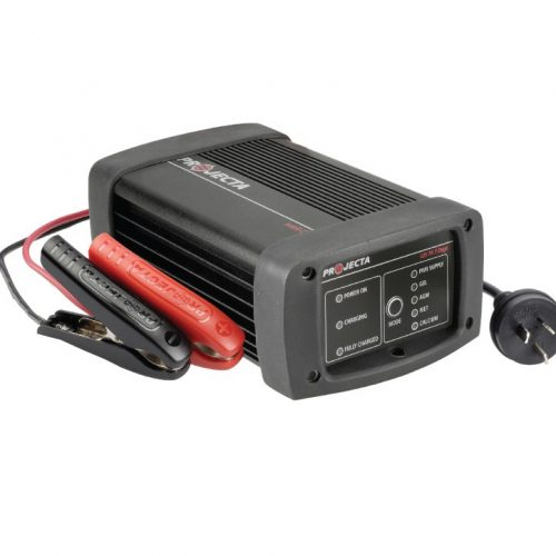 Projecta Intelli-Charge IC700 12v 7amp 7 Stage Workshop Battery Charger PROJECTA IC700W