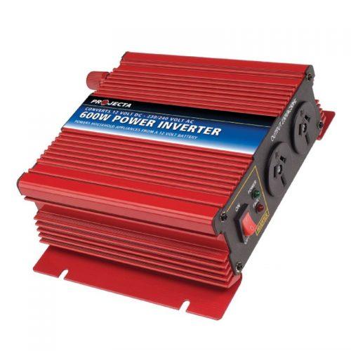 Projecta 12v 600w Modified Sine Wave Inverter PROJECTA IM600