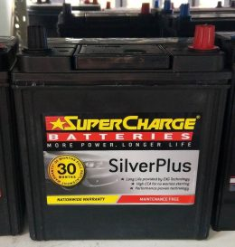 Supercharge battery NS40ZL 330 cca (suits small Japanese Cars) ns40l