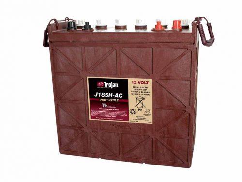 Trojan Battery 12v 205ahr Flooded Deep Cycle Lead Acid TROJAN J185H-AC FREE SHIPPING EXCEPT RURAL ADDRESSES