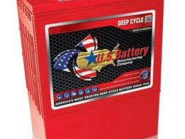 USL16 DEEP CYCLE BATTERY 6 volt 420 AH