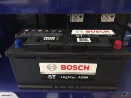 BOSCH LN6 AGM START-STOP BATTERY 950 CCA 105 AH