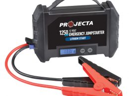 Projecta 1250a Lithium Jumpstarter and Powerbank 16000Mah/ 1250 Amp PROJECTA LS1250