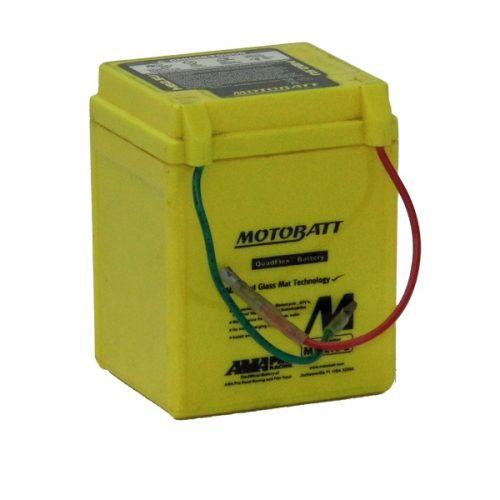 MOTOBATT QUADFLEX MB2.5U 12V 2.5AH MOTORBIKE BATTERY YB2.5-C FREE SHIPPING NATIONWIDE