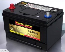 MF65 battery Suits Ford Explorer 780 cca 3 year warranty