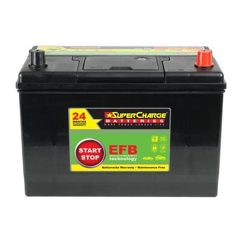 SuperCharge MFD31EF Start-Stop EFB Battery 12V 760CCA T-110