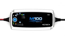 CTEK M 100 – 12v 7.0a 8 Stage Marine Lead Acid Battery Charger M100 FREE SHIPPING