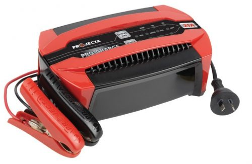 Projecta Pro Charge PC800 12v 8amp 6 Stage Car Battery Charger