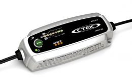 CTEK 40-164 CT5 TIME TO GO 5AMP BATTERY CHARGER AU/NZ IP65T 5 YEAR WARRANTY