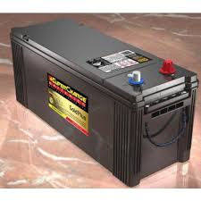 SUPERCHARGE N150 COMMERCIAL BATTERY 1030 CCA FREE SHIPPING EXCEPT RURAL AREAS
