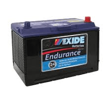 N70ZZLMF EXIDE ENDURANCE BATTERY 750 CCA 30 MONTHS WARRANTY