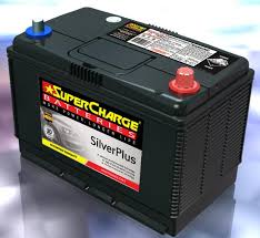 SUPERCHARGE N70ZZL BATTERY 720 CCA COMMERCIAL 30 MONTHS WARRANTY (LEFT HAND)