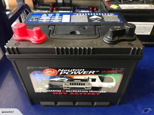 DEEP CYCLE BATTERY 100 AH 700 CCA NEUTON POWER NPM27DC FREE SHIPPING EXCEPT RURAL ADDRESSES