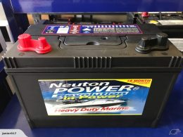 MARINE BATTERY 950 cca M31 18 months warranty Neuton Power FREE SHIPPING EXCEPT RURAL ADDRESSES