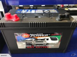 DEEP CYCLE BATTERY 750 cca 120AH M31 12 months warranty Neuton Power NPM31DC FREE SHIPPING EXCEPT RURAL ADDRESSES