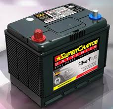 SUPERCHARGE NS70 BATTERY 620 CCA COMMERCIAL 30 MONTHS WARRANTY (RIGHT HAND)