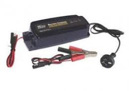 POWER TRAIN BATTERY CHARGER – 6 AMP 7 Stage All Round Everyday Battery Charger PTC12V6A7S