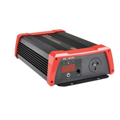 Projecta Pro Wave 12v 600w Pure Sine Wave Inverter PROJECTA PW600
