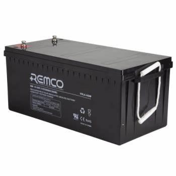 Remco 12V 200Ah AGM Deep Cycle Battery RM12-200DC