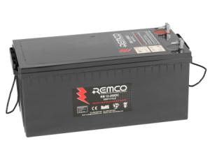 DEEP CYCLE AGM BATTERY 250 ah Remco RM12-250DC