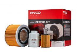 Ryco 4WD Service kit NISSAN PATROL ZD30D RYCO RSK24
