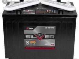 TROJAN BATTERY Golf Cart Battery 12 Volt 145AH TROJAN S-1275 FREE SHIPPING EXCEPT RURAL ADDRESSES