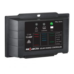 Projecta Automatic 12v 15a 4 Stage Solar Charge Controller PROJECTA SC015