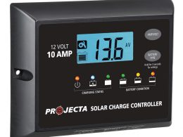 Projecta Automatic 12v 10a 4 Stage Solar Charge Controller PROJECTA SC110