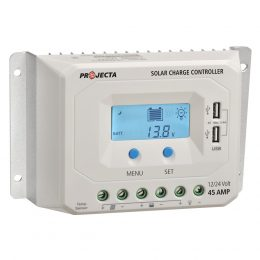 Projecta Automatic 12v-24v 60a 4 Stage Solar Charge Controller with LVD PROJECTA SC260