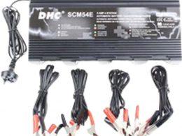 SCM54E MATSON CENTURY DHC 4 Bank Battery Charger 12V 5A
